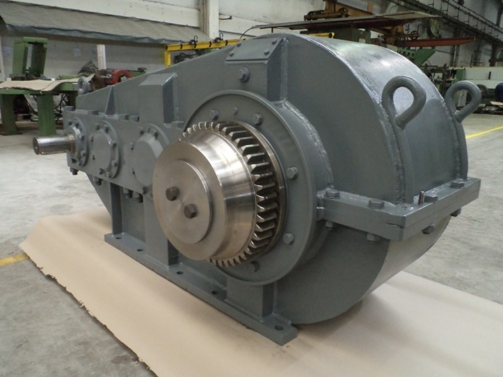 News : Delivery of the new gearbox for Adria Čelik d.o.o.