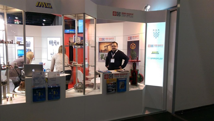 News : The participation of Đuro Đaković Strojna obrada d.o.o. at Valve World Expo 2014 in Düsseldorf
